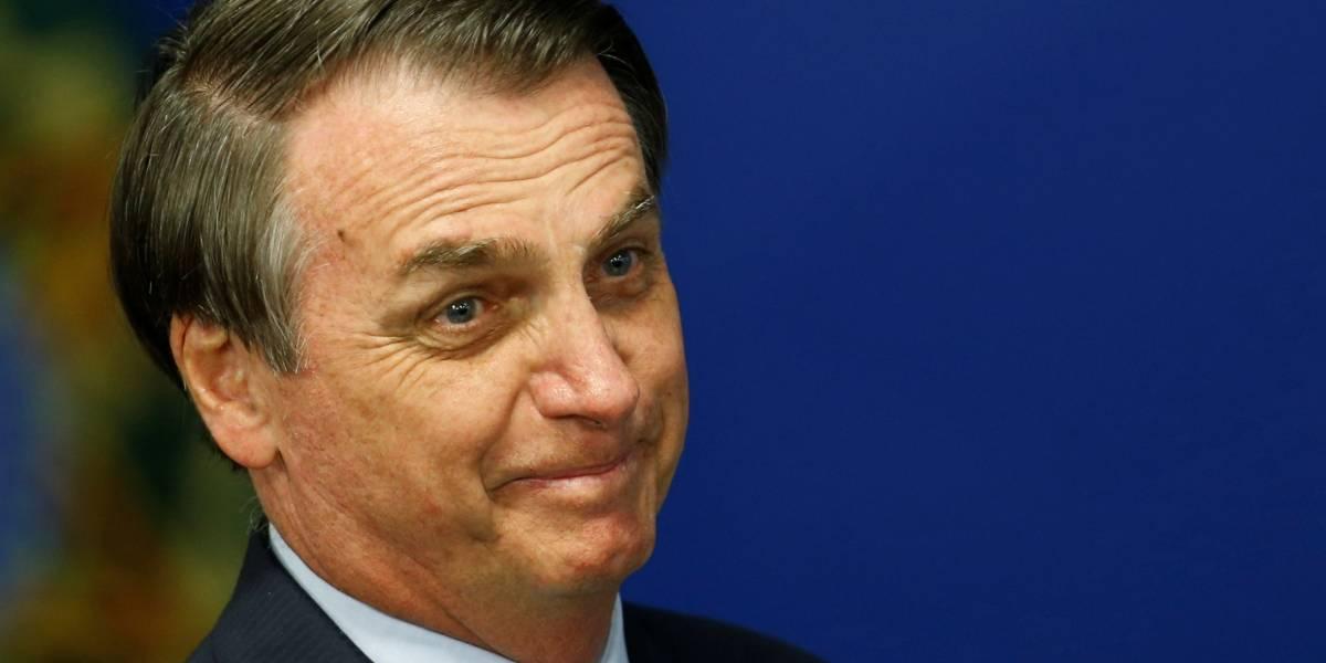 'Não está na hora de termos um ministro do STF evangélico?', pede Bolsonaro em evento religioso