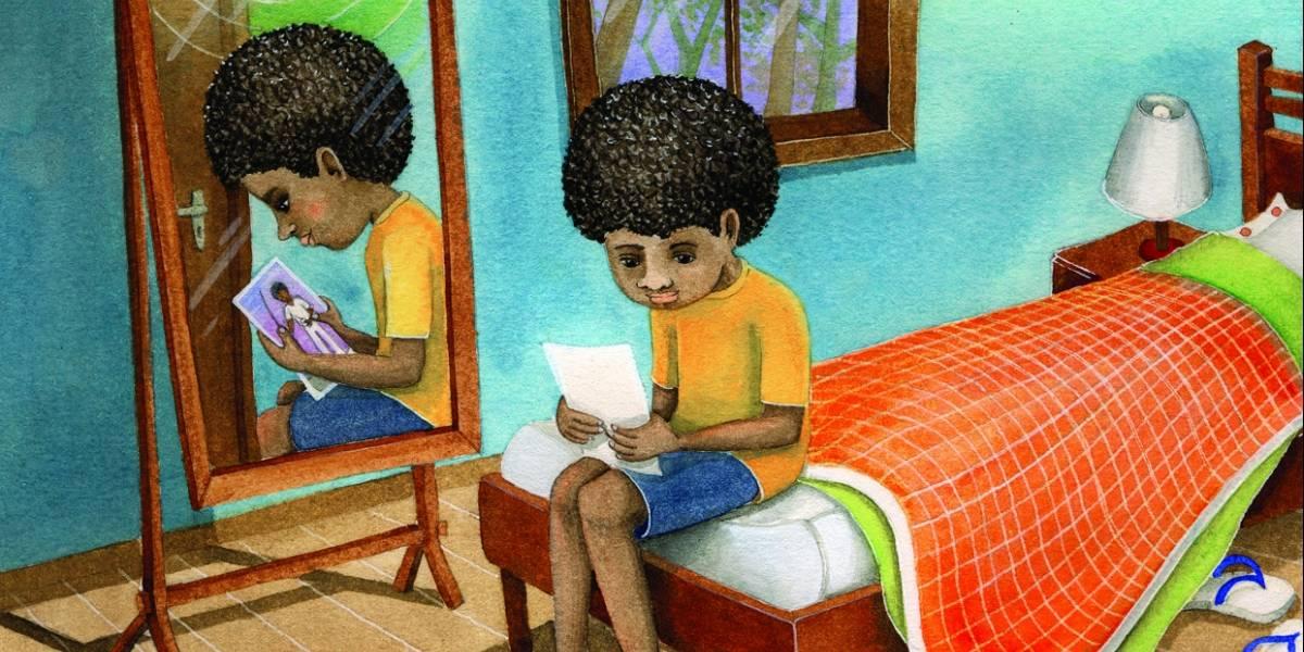 Livro infantojuvenil 'Céu e Mar' aborda a cultura afrobrasileira