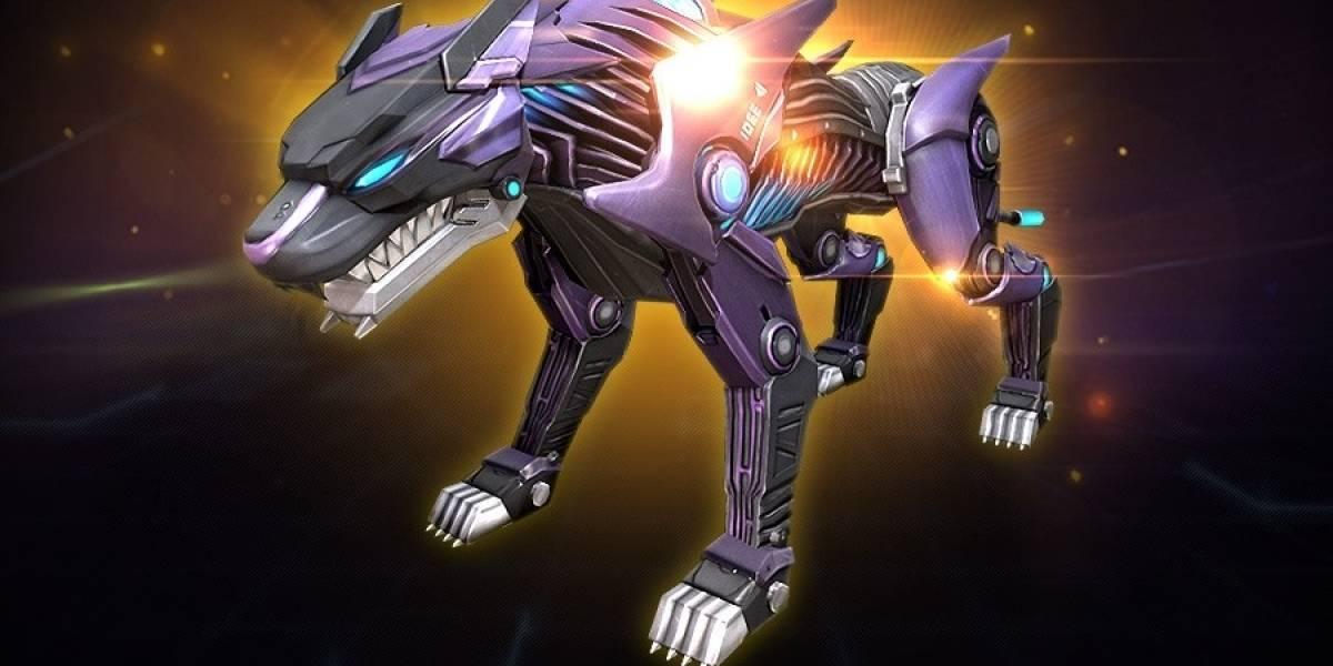 Battle Royale: Garena Free Fire libera pet 'Pantera Noturna'