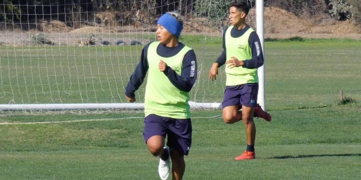 Marcelo Allende entrena con Magallanes tras una temporada negra en Necaxa