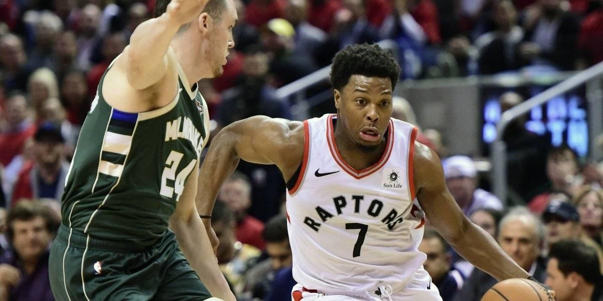 Toronto iguala final de la Conferencia Este contra Milwaukee