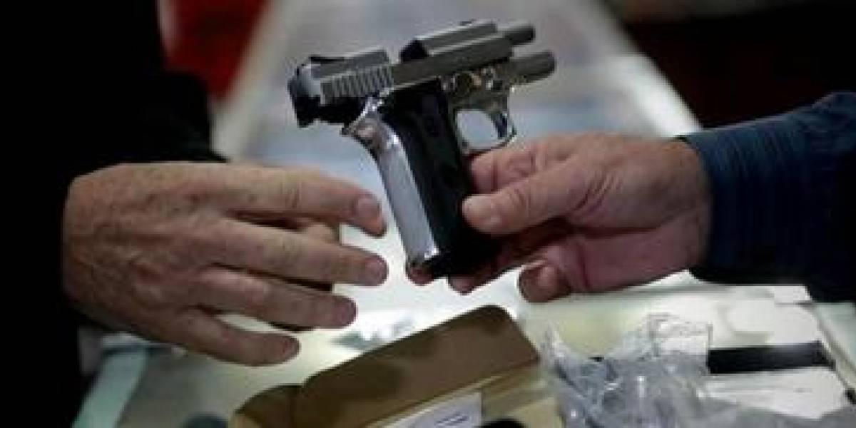 La locura de las armas en Brasil