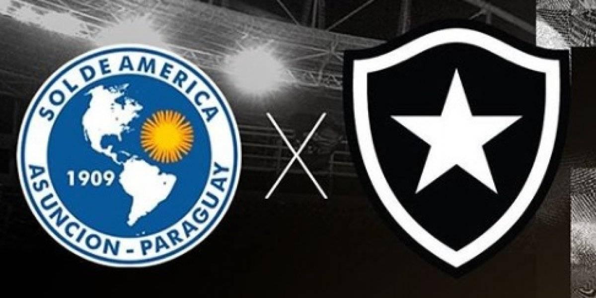 Copa Sul-Americana 2019: como assistir ao vivo online ao jogo Sol de América x Botafogo