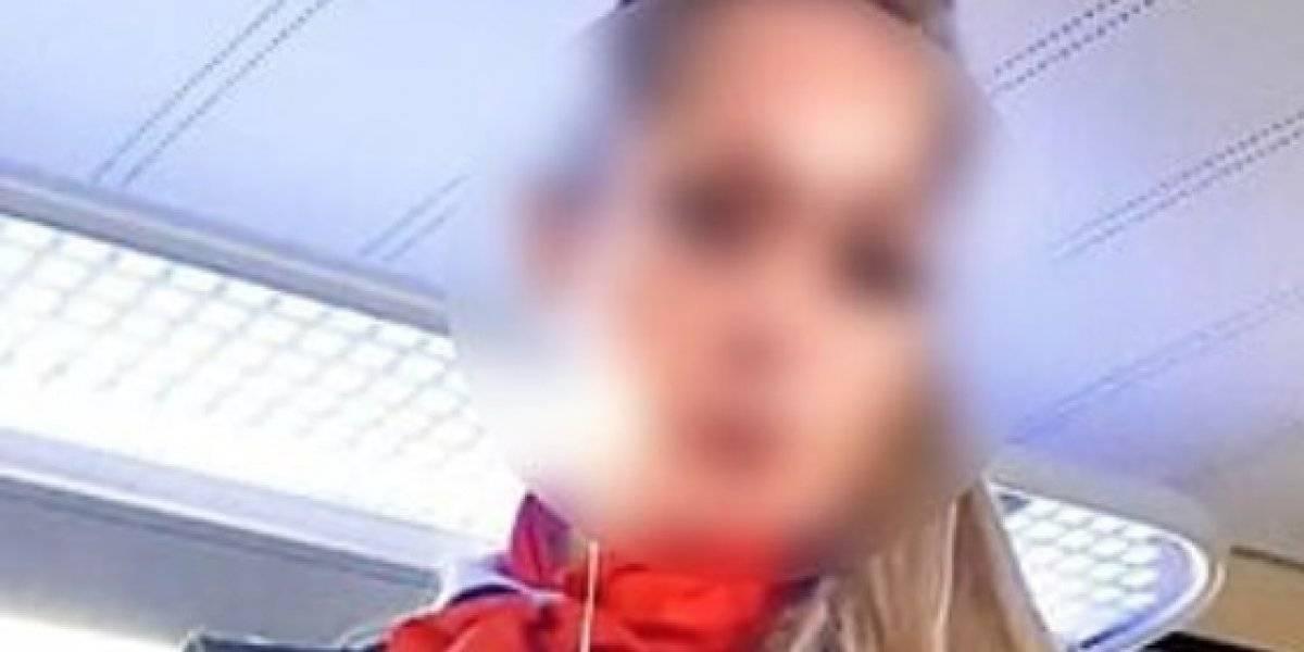 Despiden a mujer que trabajaba como guardia en un tren tras revelarse su oscuro secreto: filmaba películas porno en los vagones