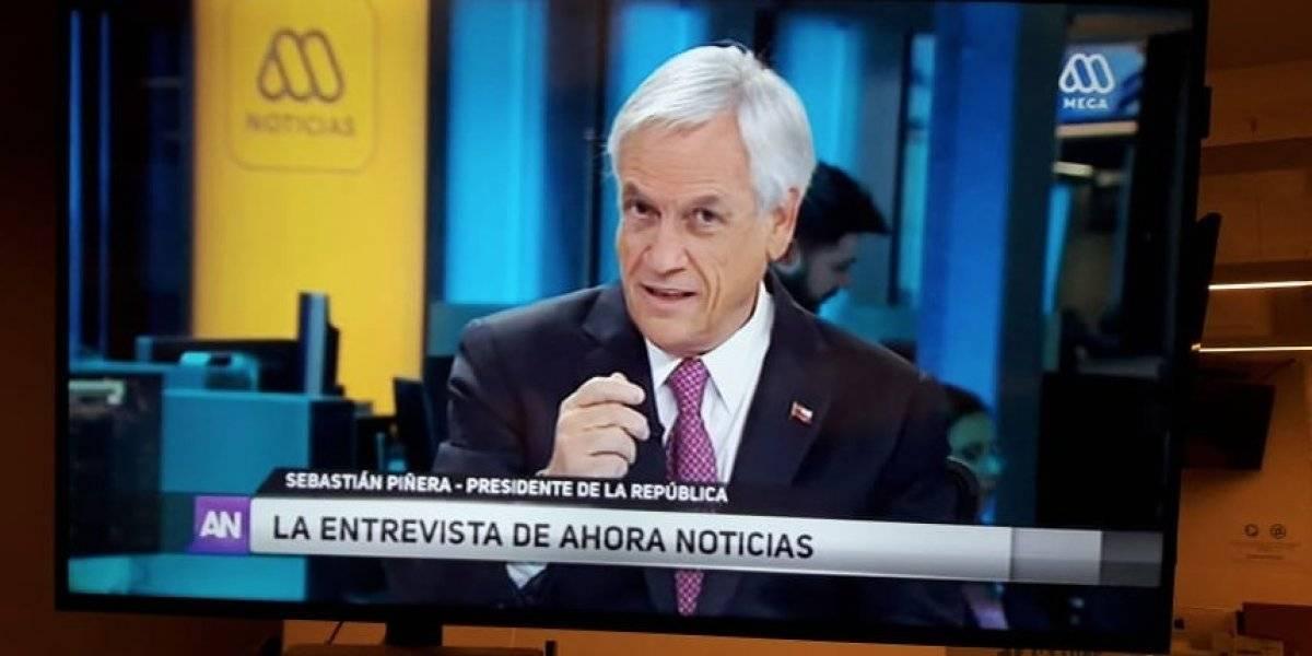 Presidente Sebastián Piñera defiende a su hijo Cristóbal tras pronunciamiento de la FACH