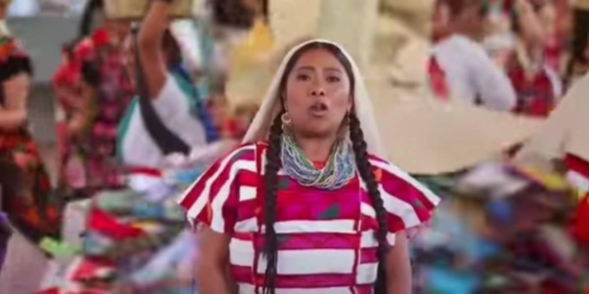 VIDEO. Yalitza Aparicio protagoniza anuncio en el que da a conocer a su pueblo