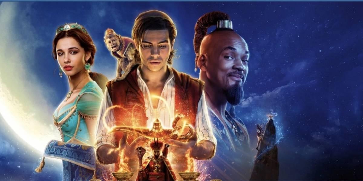 Disney quiere más dinero y ya prepara Aladdin 2 en Live-Action