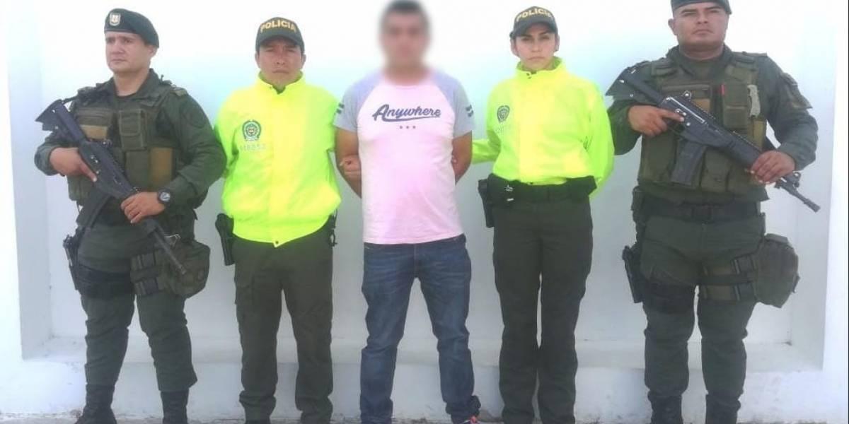 Capturan a financiador de atentado a escuela de policía en Bogotá