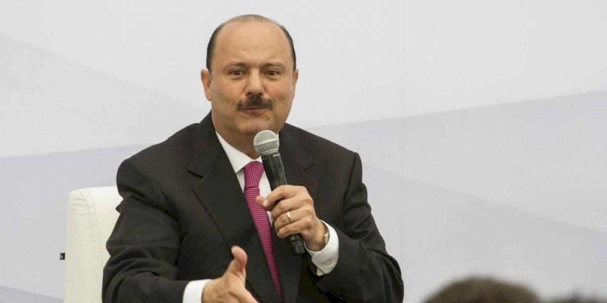 Niegan libertad bajo fianza al exgobernador César Duarte