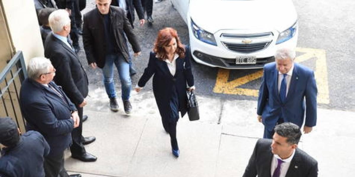 Juicio a CFK calienta el año electoral en Argentina