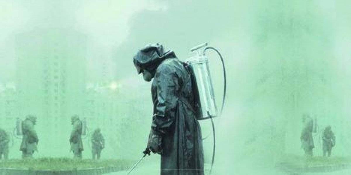 """""""Chernobyl"""": cómo la gente se pone de pie de la manera más noble"""