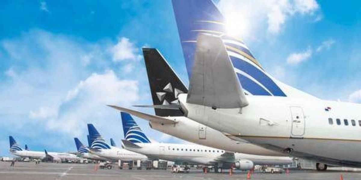 Copa Airlines y Air Europa firman acuerdo de código compartido