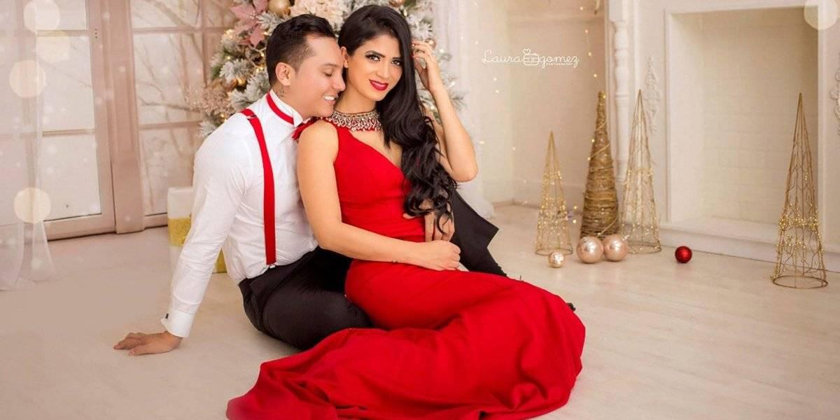Muestran la lujosa invitación de la boda de Edwin Luna y la modelo guatemalteca