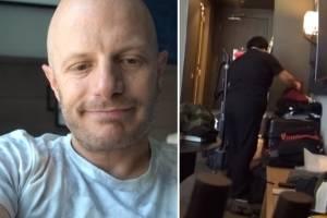Facundo exhibe a mujer que le robó dinero en un hotel