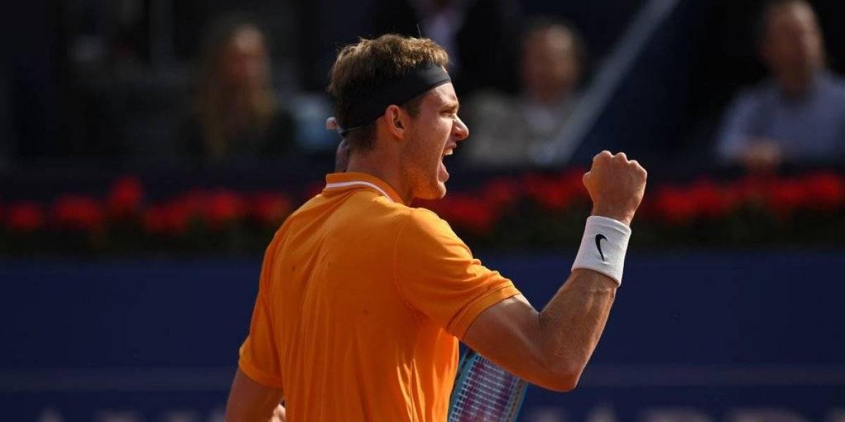 Jarry debuta con triunfo en Holanda y ahora desafiará a Tsitsipas en el ATP de s-Hertogenbosch