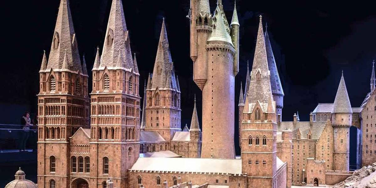 La Ciudad de México se vuelve mágica por festival de Harry Potter