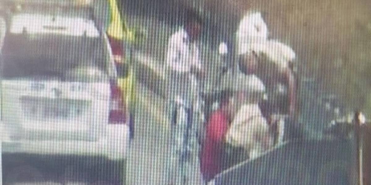 Joven intentó suicidarse desde el puente del intercambiador de Carapungo