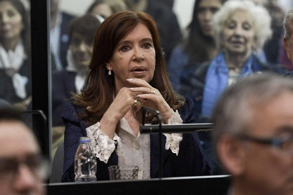 Juicio a Cristina Fernández