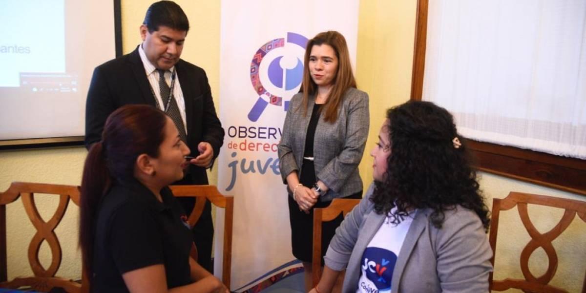 Ante la falta de iniciativa de los partidos, organizaciones plantean propuestas para atender a la juventud