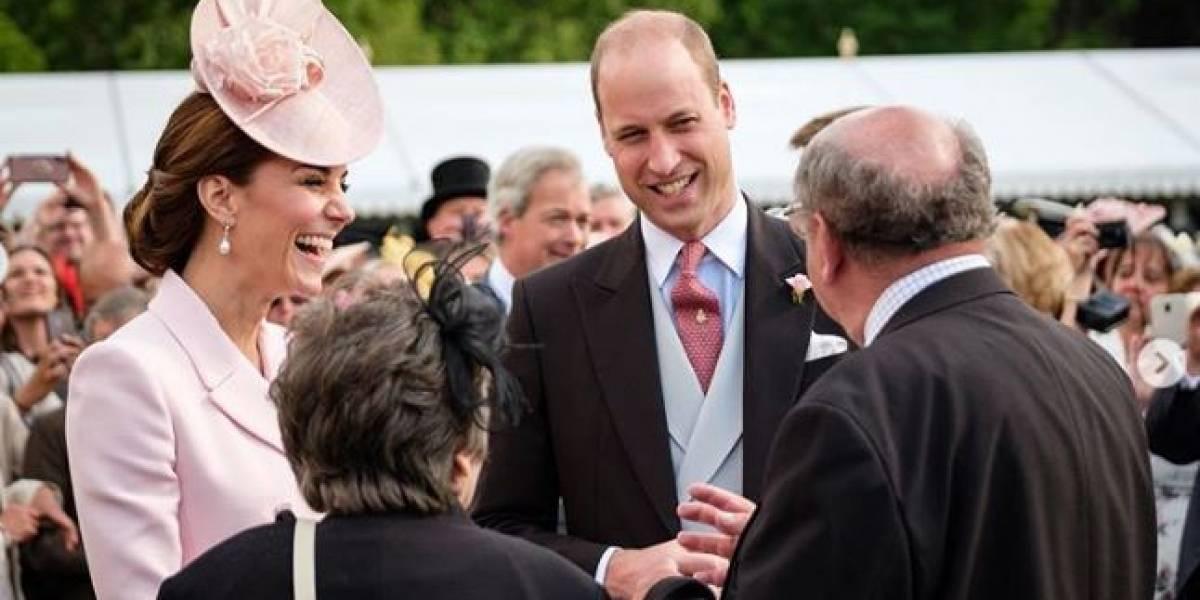 """Cómo el príncipe William hizo sentir como una """"empleada"""" a Kate Middleton"""