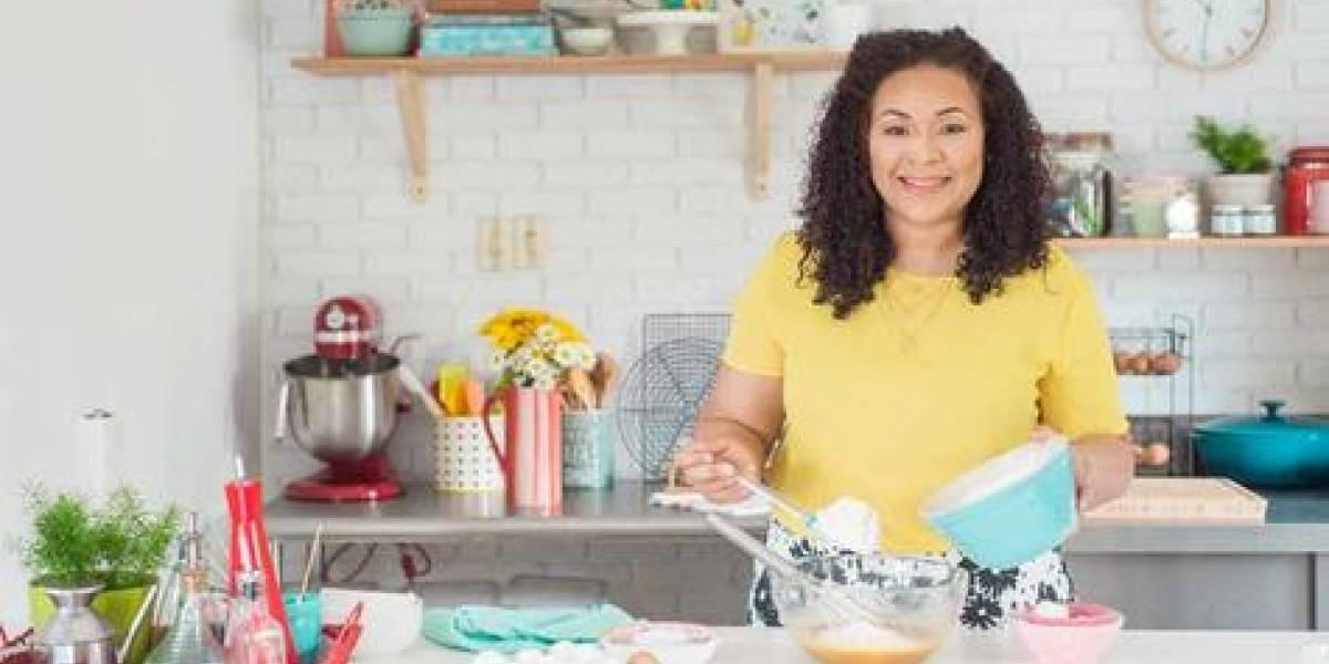 """Chef Sagrario Matos presenta campaña """"Cocina para Mamá"""""""