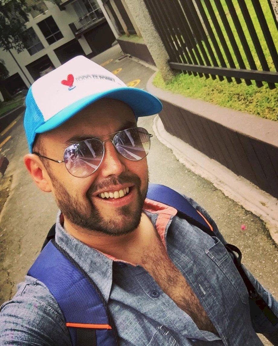 Mauricio Clark destacó que la religión lo ha salvado Instagram