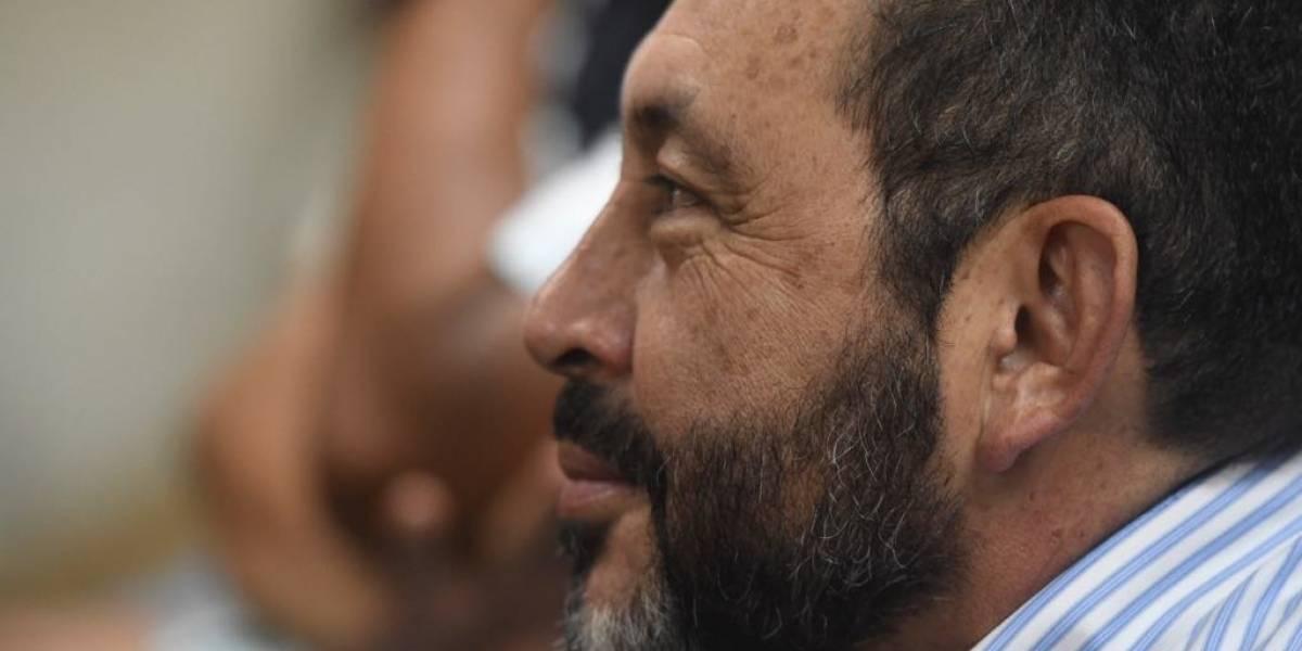 Sala confirma condena de prisión contra exministro de Gobernación