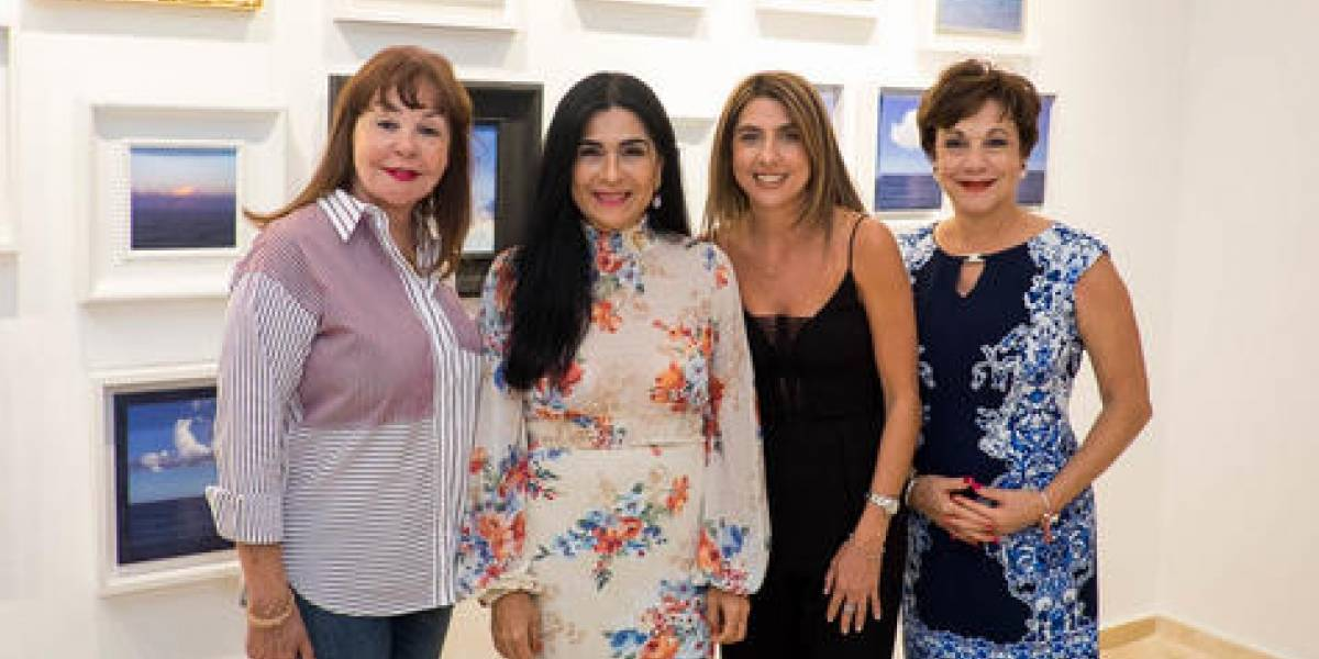"""#TeVimosEn: Miriam Calzada presenta exposición """"15 de Mayo"""""""