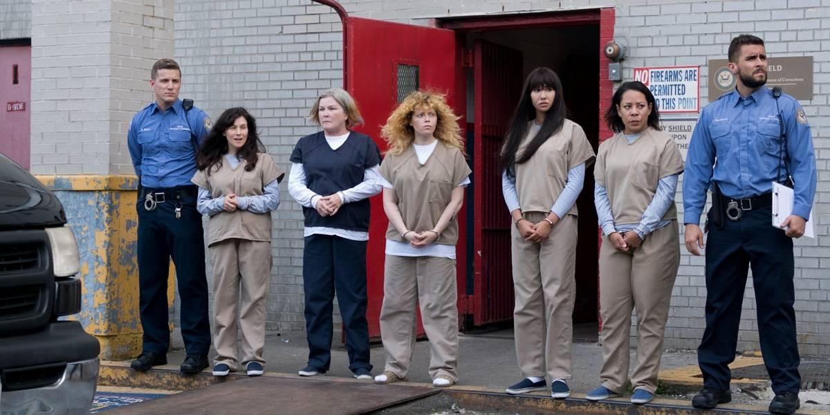 Mais de cem milhões assistiram pelo menos a um episódio 'Orange is The New Black'