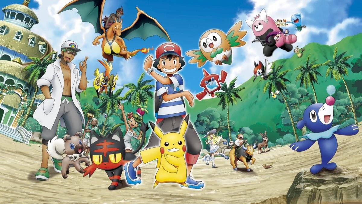 Pokémon: Sol y Luna: Ultraaventuras: Temporada 2