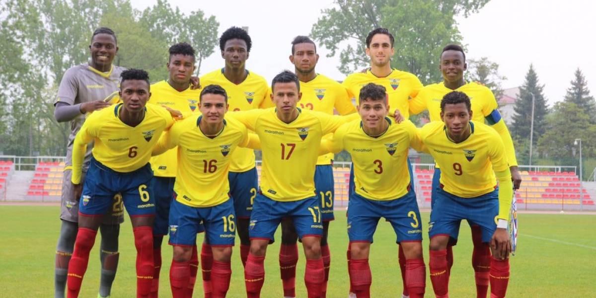 Japón vs Ecuador: Antonio Valencia envió mensaje a la Mini-Tri previo al debut en el Mundial Sub 20