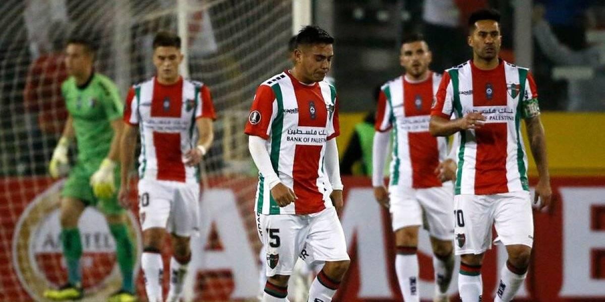 Así vivimos la dolorosa derrota de Palestino ante Zulia en la Sudamericana