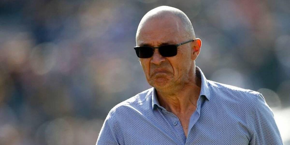 """Alfredo Arias se juega su continuidad en la U ante Iquique: """"Va a ser evaluado terminado el partido"""""""