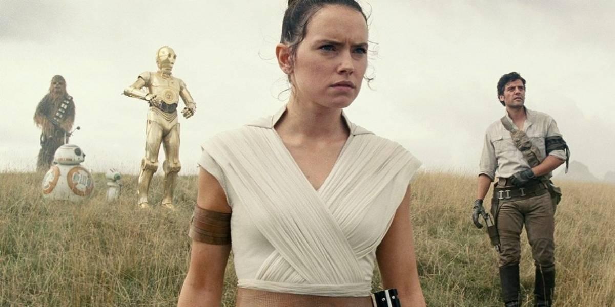 """""""Star Wars: The Rise of Skywalker"""" sorprende con primeras imágenes de la cinta"""