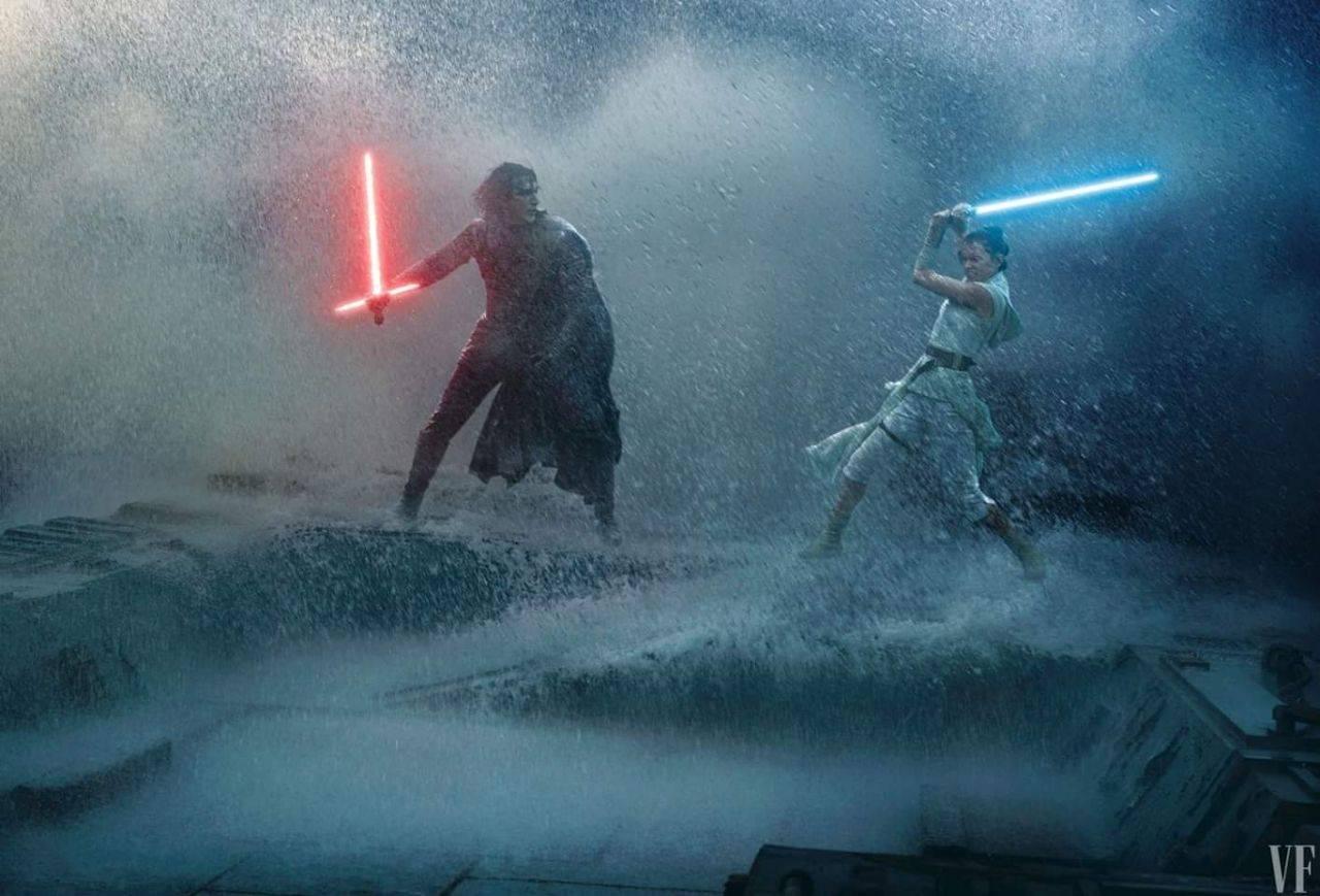 Star Wars: Rise of Skywalker recibe brutal galería fotográfica de Annie Leibovitz
