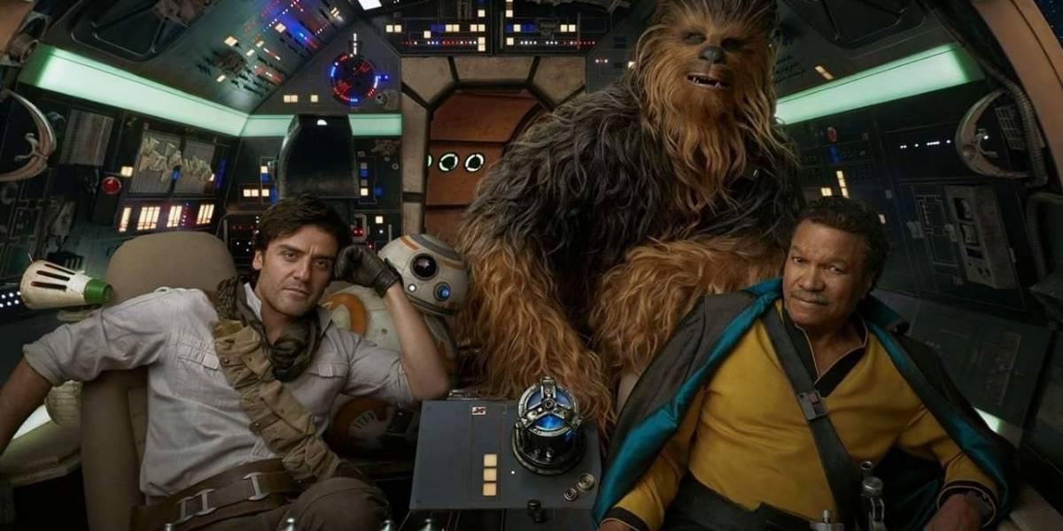 Star Wars IX: aquí están las primeras imágenes