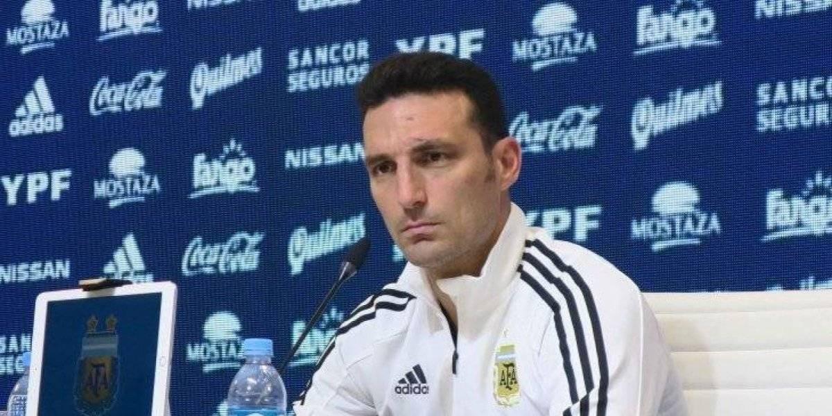 Argentina afrontará la Copa América con sangre nueva