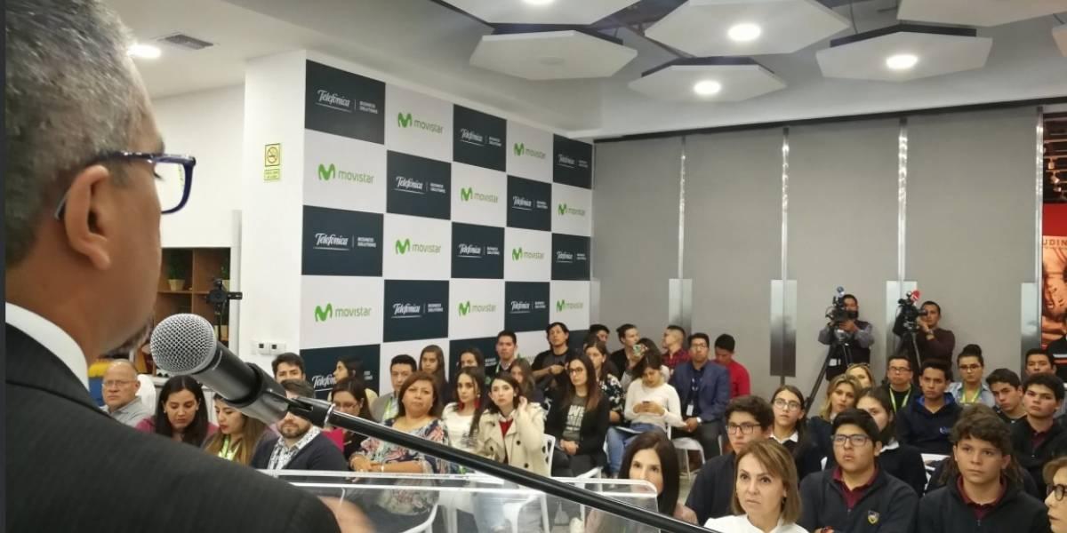 Perspectivas: Telefónica Movistar reunió a jóvenes y expertos para hablar del Ciberbullying