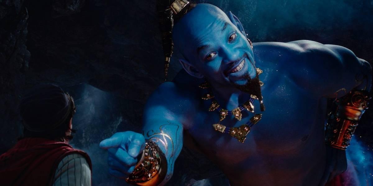 """Magia de """"Aladdin"""" regresa con Will Smith y rostros frescos"""