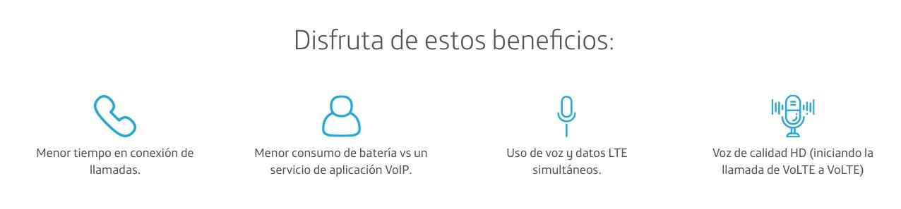 Movistar ya cuenta con llamadas VoLTE en México