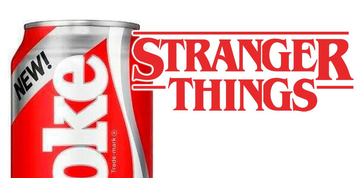 Stranger Things y Coca-Cola traen de vuelta la terrible New Coke