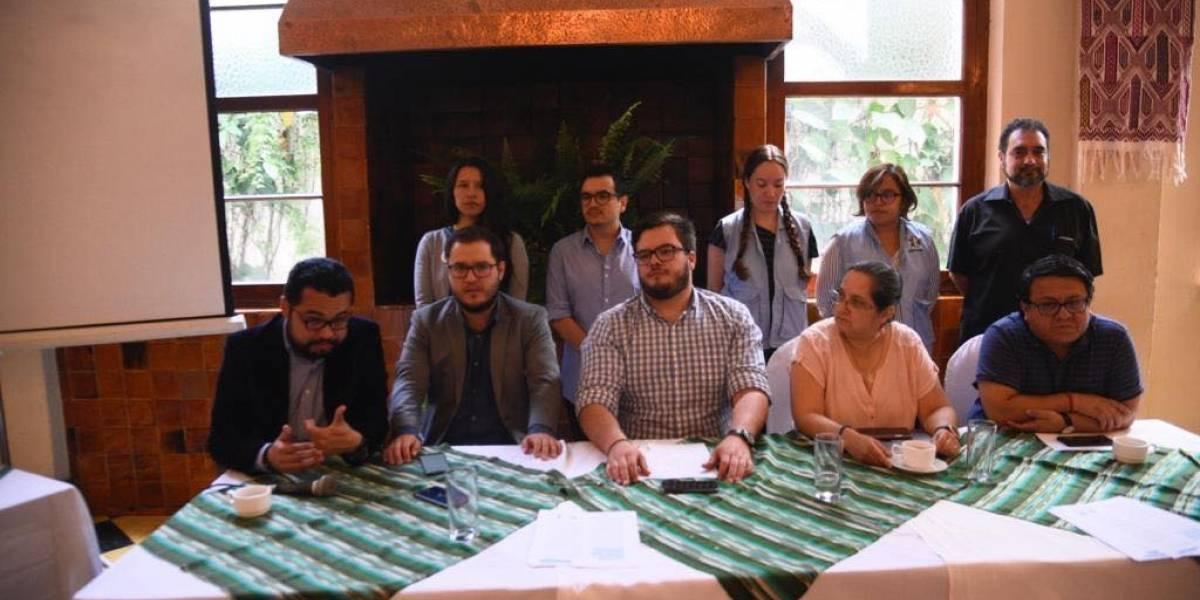 Solicitan a la CSJ desistimiento por denuncia a activistas de derechos humanos