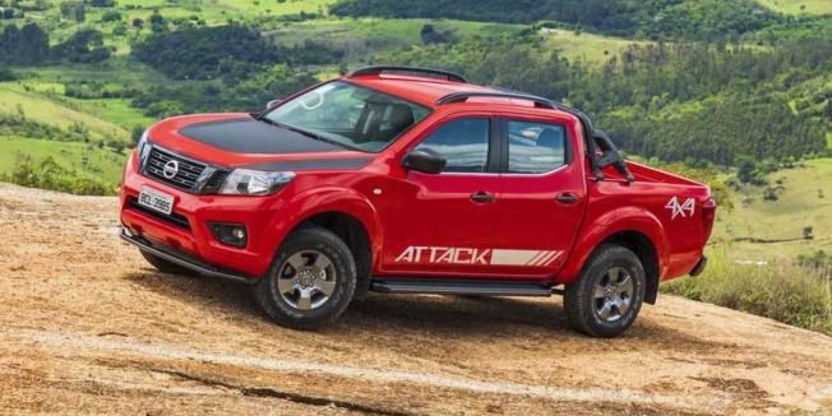 Nissan Frontier 2019 Attack: camionete será importada da Argentina e chega reformulada ao Brasil