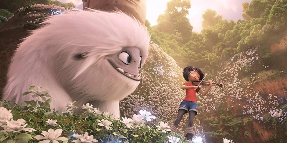 'Abominável': trailer da nova animação da Dreamworks mostra uma adolescente chinesa e seu amigo Yeti