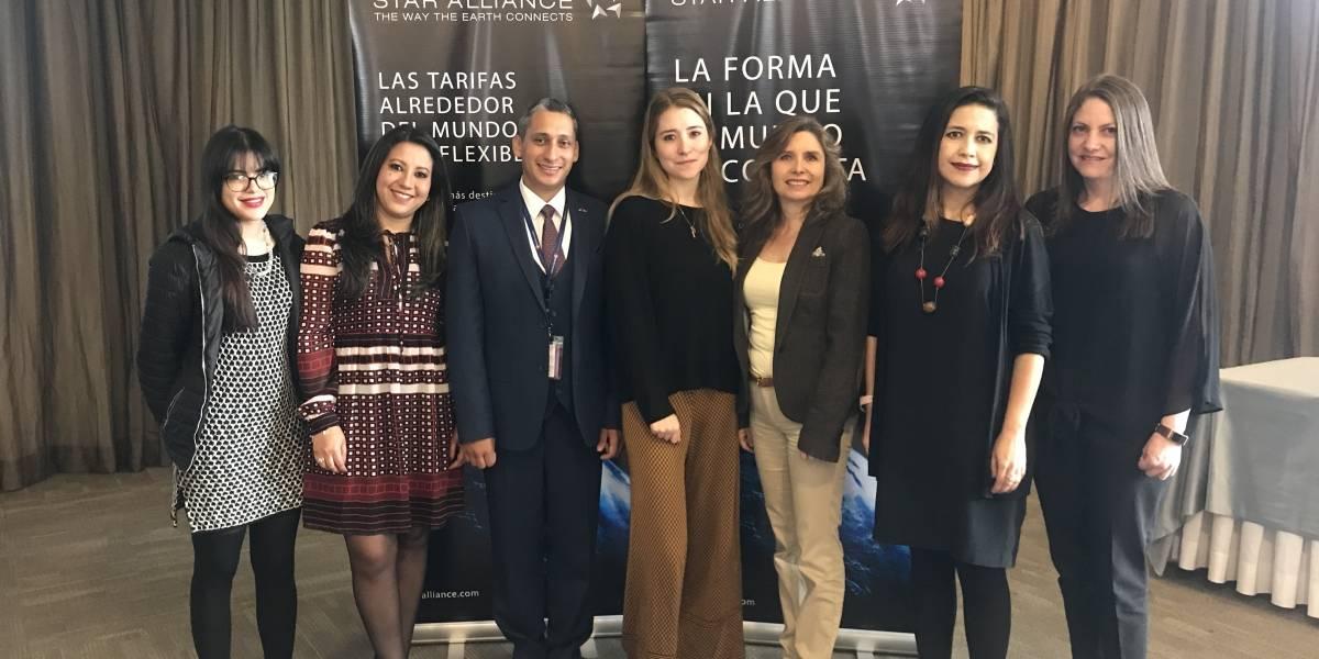 Star Alliance capacitó a agentes de viajes de Ecuador sobre sus productos y beneficios