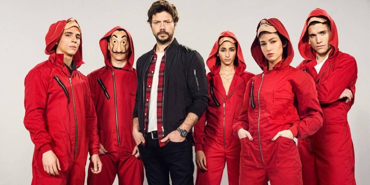 La Casa de Papel: Netflix divulga teaser da parte 3 e revela que um dos assaltantes foi preso