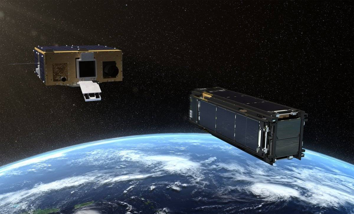 LightSail 2 nave solar