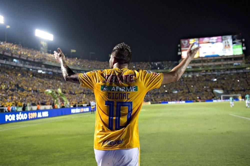 Tigres Vs León Juego De Ida Final Clausura 2019 Liga Mx En