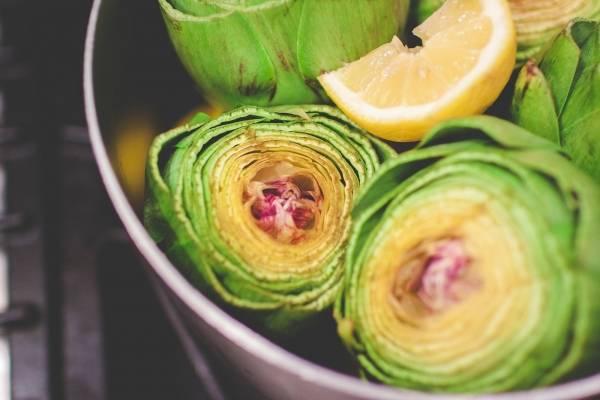 La infusion de alcachofa sirve para adelgazar