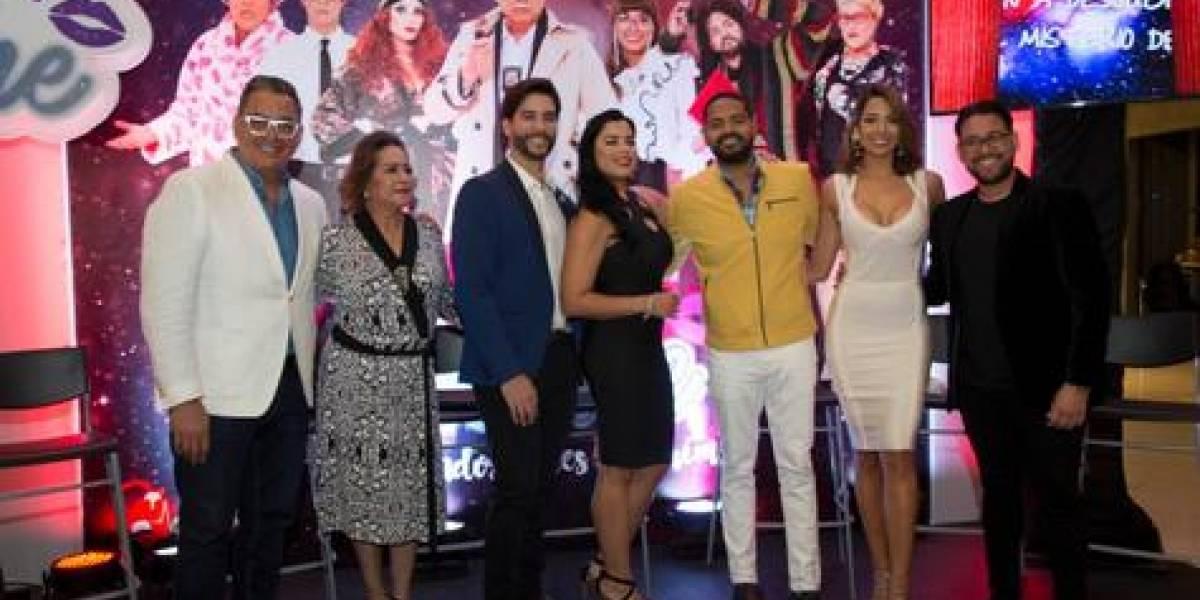"""#TeVimosEn: Presentan elenco de la obra """"Amada de la Noche"""""""